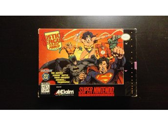 Justice League ( NTSC )