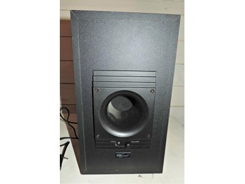 Emerson Research MICRO-10 Model SP10W Subwoofer Speaker