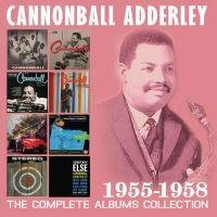 Adderley Cannonball: Complete Albums 1955-58 (4CD)