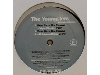Youngsters feat. Alix & Corinne-There Came Une Musique / 12""