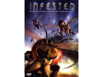 Infested - Mördarflugorna Anfaller (Amy Jo Johnson, Zach Galligan)