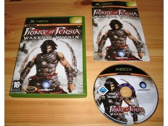 Xbox: Prince of Persia Warrior Within