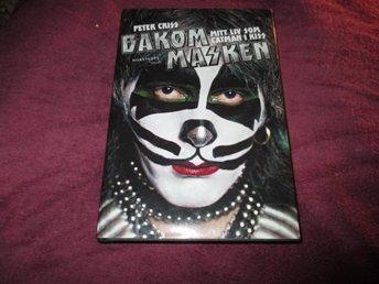 Peter Criss Bakom Masken Mitt liv som Catman i Kiss - Norsjö - Peter Criss Bakom Masken Mitt liv som Catman i Kiss - Norsjö