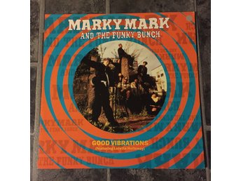 "MARKY MARK AND THE FUNKY BUNCH - GOOD VIBRATIONS. (NEAR MINT 12"")"