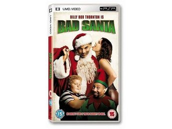 Bad Santa - UMD DVD - Playstation PSP