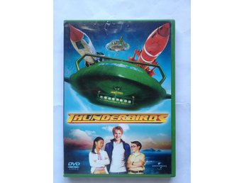 DVD - Thunderbirds
