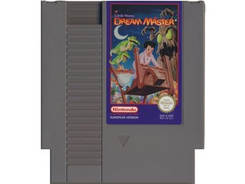 Little Nemo The Dream Master - NES - Kassett