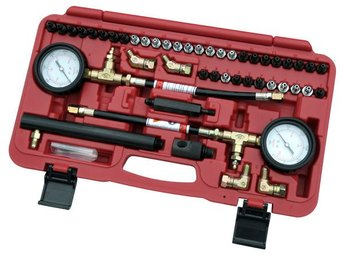 Brake and Clutch Master Cylinder Pressure Test Kit