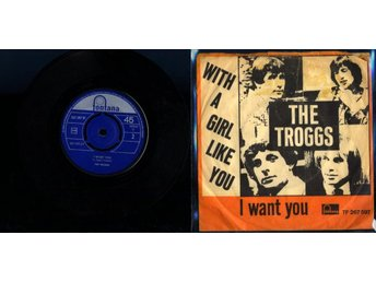 THE TROGGS - I WANT YOU