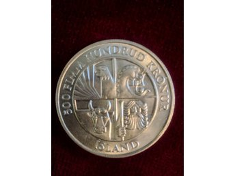 mynt på island korsord