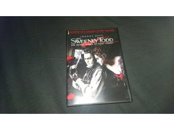 Sweeney Todd (av Tim Burton med Johnny Depp)