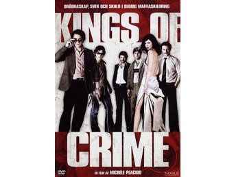 Kings of Crime (Kim Rossi Stuart, Anna Mouglalis)
