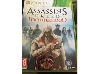 Javascript är inaktiverat. - Lerberget - Assassins Creed Brotherhood x box 360 spel. Funkar br - Lerberget