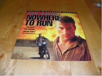 Nowhere to run - Deluxe widescreen version - 1st  LD