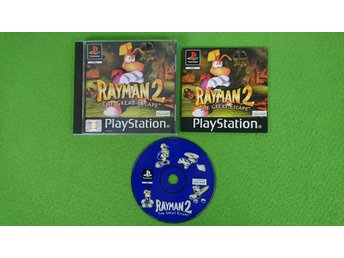 Rayman 2 KOMPLETT Playstation ps1