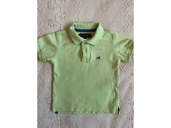 Sacoor Brothers mint green polo 2Y