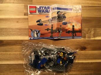 LEGO Star Wars - 8015 - Clone Wars - Assassin Droids Battle Pack