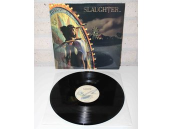 Slaughter, Stick It To Ya, LP - Nära nyskick!