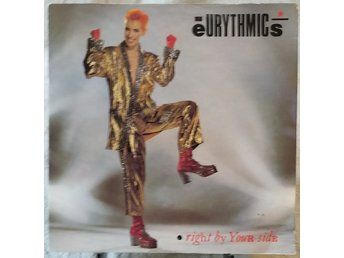 Eurythmics - Right By Your Side / Right By Your Side PartyMix - Vinyl Singel