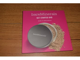 bareMinerals Get Started DVD - Volume 4 - Guide to bare beauty - Nytt!