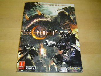 Lost Planet 2 Spelguide Walktrough Playstation 3 & Xbox 360 *NYTT*