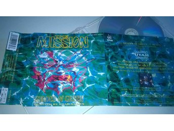 The Mission - Shades of green, CD, Single
