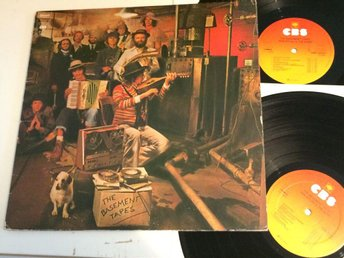 BOB DYLAN & THE BAND basement tapes 2xLP -75 Hol. CBS 88147
