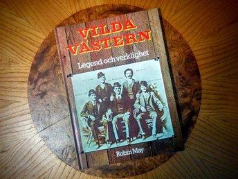 Vilda Västern - Legend och Verklighet - coffee table - östersund - Vilda Västern - Legend och Verklighet - coffee table - östersund