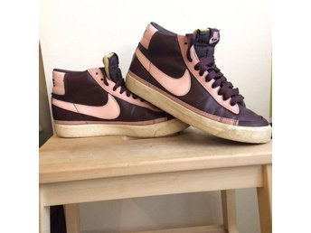 NIKE sneakers strlk 38 rosa/lila/ vintage 21310 - Malmö - NIKE sneakers strlk 38 rosa/lila/ vintage 21310 - Malmö