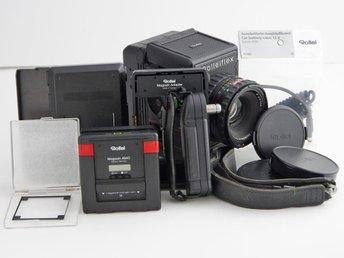 Rollei-Rolleiflex-6008-integral-Camera-Body-Planar-f2,8-80mm-PQS - Stockholm - Rollei-Rolleiflex-6008-integral-Camera-Body-Planar-f2,8-80mm-PQS - Stockholm