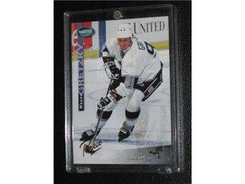 """1994-95 Wayne Gretzky Parkhurst #103 """"Parkie Gold"""" - Tingsryd - 1994-95 Wayne Gretzky Parkhurst #103 """"Parkie Gold"""" - Tingsryd"""