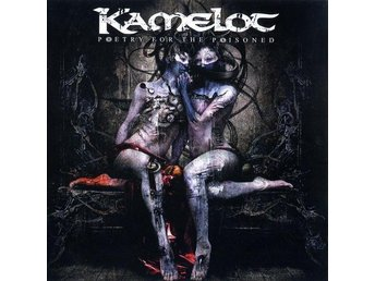 KAMELOT POETRY FOR THE POISONED (CD 2010)