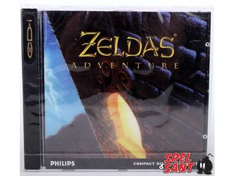 Zeldas Adventure (Philips CDI)