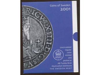 2001 Souverirset Från myntverket - Västra Frölunda - 2001 Souverirset Från myntverket - Västra Frölunda