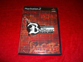 The Bouncer  PS2 JAP