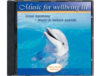 Music for wellbeing 3 CD 5709027290146