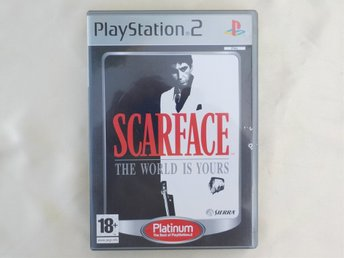 PS 2 SPEL, SCARFACE
