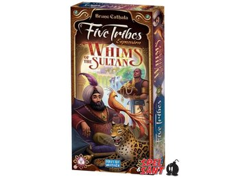 Five Tribes Whims of the Sultan Expansion