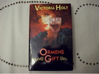 Ormens gift: VICTORIA HOLT.
