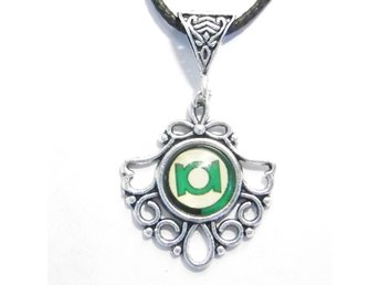 Green Lantern halsband / necklace