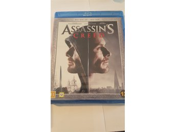 Assasins Creed 3D + Vanlig BluRay * Inplastad *