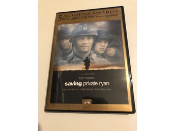 Saving private Ryan - Sv. Text