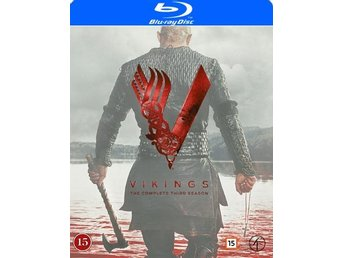 Vikings / Säsong 3 / Extended version (3 Blu-ray)