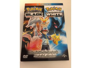 Pokemon Black & White. Svenskt tal.