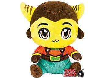 Ratchet And Clank (Ratchet) 18cm Plush Stubbins