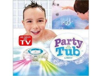 LED Colorful Party in the Tub Light A...