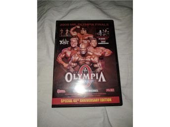 Mr. Olympia weekend 2005 bodybuilding DVD