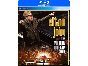 John Elton: Million Dollar Piano - Live At Caes (Blu-ray)