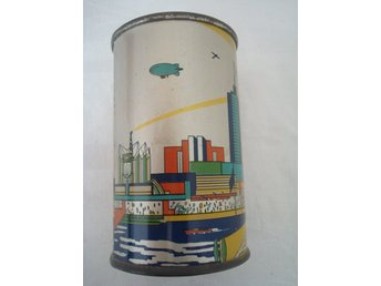 AMERICAN CAN COMPANY AT A CENTURY OF PROGRESS CHICAGO, 1934 PLÅTBURK