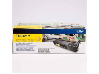 Toner Brother TN-321Y 1500sid, Yellow